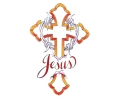 Religieus/Spiritueel tattoo voorbeeld Kruis Jesus