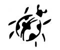 Peace tattoo voorbeeld Lieveheersbeestje