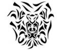 Sterrenbeelden tattoo voorbeeld Leeuw TD