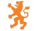 Nederlands Elftal tattoo voorbeeld Leeuw Oranje