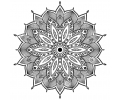 Mandala tattoo voorbeeld Mandala 1