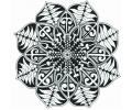 Mandala tattoo voorbeeld Mandala 18