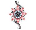 Mandala tattoo voorbeeld Mandala 6