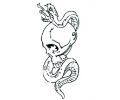DMS tattoo voorbeeld DMS 9