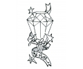 DMS tattoo voorbeeld DMS 12