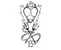DMS tattoo voorbeeld DMS 13