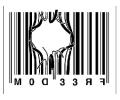 Overige Symbolen tattoo voorbeeld Streepjescode met gat