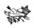 Moederdag tattoo voorbeeld Moederdag Tattoo 4