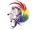 Pegasus tattoo voorbeeld Pegasus 6