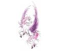 Pegasus tattoo voorbeeld Pegasus 9