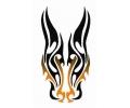 Roofdieren tattoo voorbeeld Roofdier