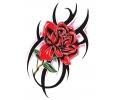 Roos tattoo voorbeeld Roos Tribal 2