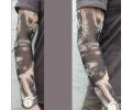 Tattoo sleeves armen tattoo voorbeeld Sleeve 4 Man & Vrouw