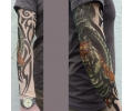 Tattoo sleeves armen tattoo voorbeeld Sleeve 9 Tribal Tijger