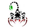 Sterrenbeelden tattoo voorbeeld sterb17