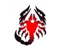 Sterrenbeelden tattoo voorbeeld sterb2