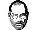 Overige celebs tattoo voorbeeld Steve Jobs