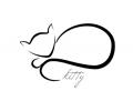 Overige dieren tattoo voorbeeld Kat 3