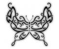 Tattoo Design tattoo voorbeeld Vlinder