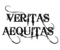 Spreuken / Poëzie tattoo voorbeeld Veritas Aequitas