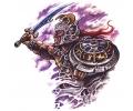 Vikingen tattoo voorbeeld Viking 4