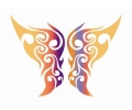 Vlinders tattoo voorbeeld Vlinder 6
