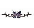 Vlinders tattoo voorbeeld Vlinder 7
