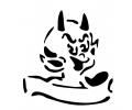 Overige tattoo voorbeeld Duiveltje