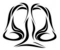 Sterrenbeelden tattoo voorbeeld Weegschaal TD